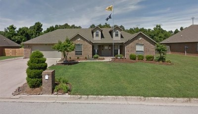 Paragould Single Family Home For Sale: 5604 S 32nd