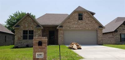Jonesboro Single Family Home For Sale: 4357 Cypress Pointe
