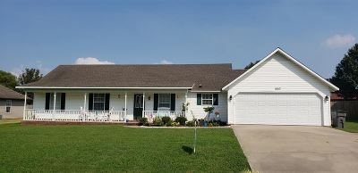 Greene County Single Family Home For Sale: 1807 N 20th St.