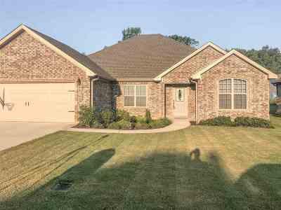 Jonesboro Single Family Home For Sale: 6005 Wisteria Ln