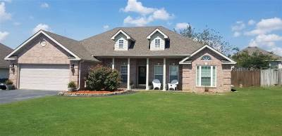 Jonesboro Single Family Home For Sale: 2104 Flatrock