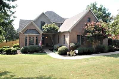 Jonesboro Single Family Home For Sale: 2105 Spring Hollow