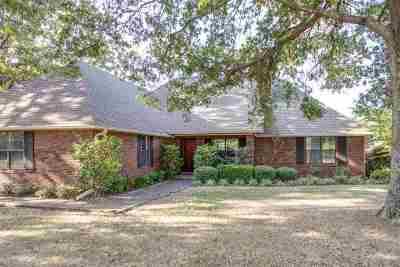 Jonesboro Single Family Home For Sale: 3312 Frog Pond Road
