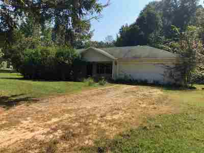 Single Family Home For Sale: 628 County Road 379