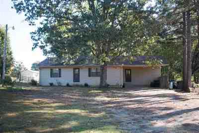 Brookland Single Family Home For Sale: 1672 N Oak Street