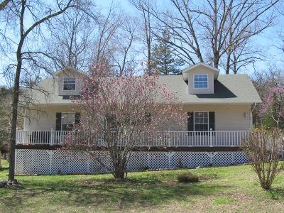 Carroll County Single Family Home For Sale: 177 Wild Turkey Dr.