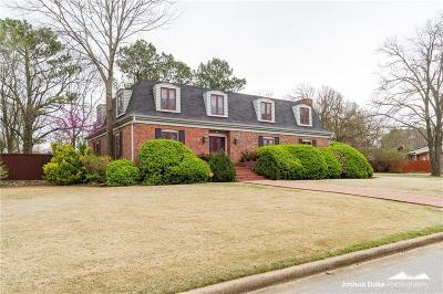 Fayetteville Single Family Home For Sale: 2358 Yorkwood Drive