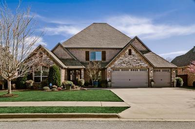 Bentonville Single Family Home For Sale: 4905 SW Ridgemont Rd.