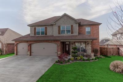 Bentonville Single Family Home For Sale: 4006 SW Banbury Dr