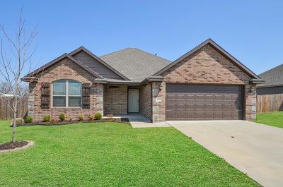 Prairie Grove Single Family Home For Sale: 1265 Arkansas Ln