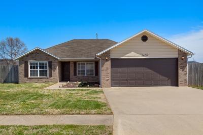 Pea Ridge Single Family Home For Sale: 2460 D J Duvall