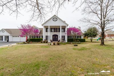 Fayetteville Single Family Home For Sale: 5345 Wheeler