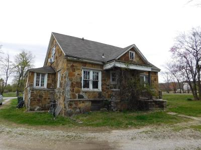 Fayetteville Single Family Home For Sale: 825 W Montgomery St
