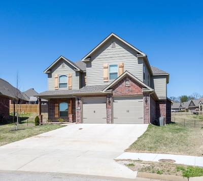 Rogers Single Family Home For Sale: 4601 W Bayberry Place