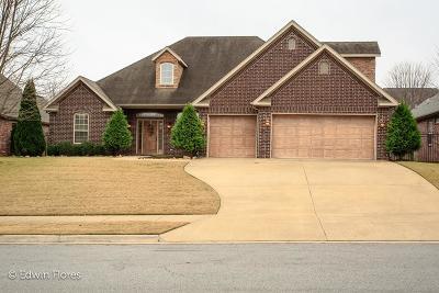 Bentonville Single Family Home For Sale: 3803 SW Sandstone Ave