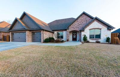 Bentonville Single Family Home For Sale: 3403 NW Edgewood