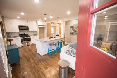 Bentonville Single Family Home For Sale: 802 NW C Street