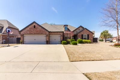 Bentonville Single Family Home For Sale: 2101 SW Nutmeg