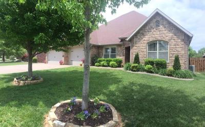 Bentonville Single Family Home For Sale: 1671 Foxboro Ct