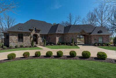 Bentonville Single Family Home For Sale: 509 Chattin Circle