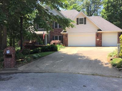 Bentonville Single Family Home For Sale: 1 Copperfield