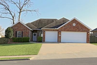 Centerton Single Family Home For Sale: 420 Asboth Dr.