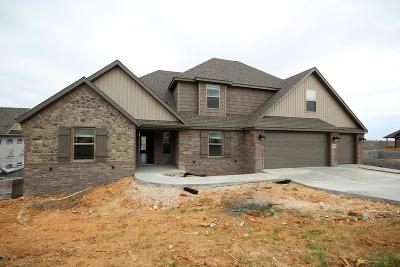 Centerton Single Family Home For Sale: 1620 Abbey Lane
