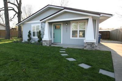 Bentonville Single Family Home For Sale: 1007 N Main