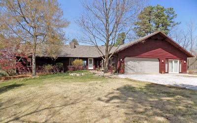 Rogers Single Family Home For Sale: 8098 N Creek Hollow Road