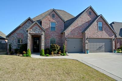 Rogers Single Family Home For Sale: 4117 Willowbend Drive