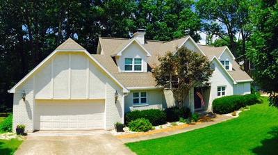 Bentonville Single Family Home For Sale: 3202 Red Fox Ridge