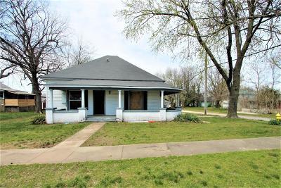 Benton County Single Family Home For Sale: 707 E Delaware