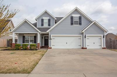 Cave Springs Single Family Home For Sale: 1204 St. Johns Wood