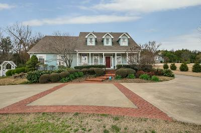 Fayetteville Single Family Home For Sale: 1621 N Starr Drive
