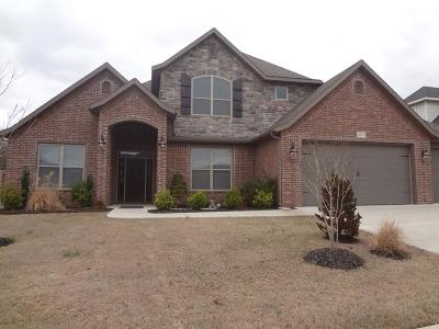 Rogers Single Family Home For Sale: 2517 S Horizon