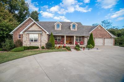 Pea Ridge Single Family Home For Sale: 2992 Hayden Rd