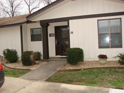 Benton County Condo/Townhouse For Sale: 16 Eleanor Ln