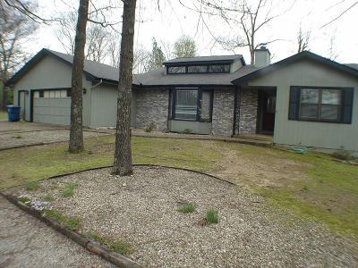 Bella Vista Single Family Home For Sale: 4 Cheddar