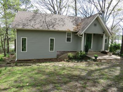 Single Family Home For Sale: 539 County Road 1640
