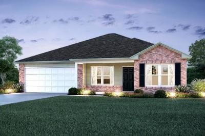 Prairie Grove Single Family Home For Sale: 1341 General Marmaduke