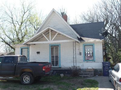 Benton County Single Family Home For Sale: 430 Washington