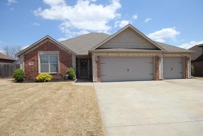 Cave Springs Single Family Home For Sale: 5711 S 66th St.