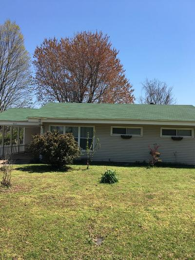 Benton County Single Family Home For Sale: 827 S Maxwell