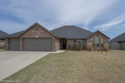 Bentonville Single Family Home For Sale: 1807 SW Cypress
