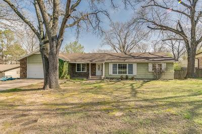 Single Family Home For Sale: 14182 Wolf Dr.