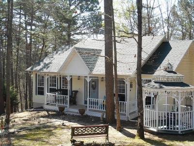 Eureka Springs Single Family Home For Sale: 6 Dairy Hollow Court