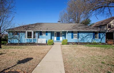 Fayetteville Single Family Home For Sale: 2862 E Hyland Park Rd