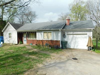 Fayetteville Multi Family Home For Sale: 3345&3355 S School Ave