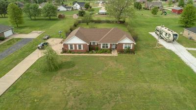 Fayetteville Single Family Home For Sale: 13714 N Ua Beef Farm Rd