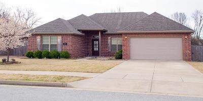 Bentonville Single Family Home For Sale: 3405 SW Briar Creek